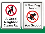 LawnBoss® Clean Up Poop