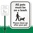 Pets Sign