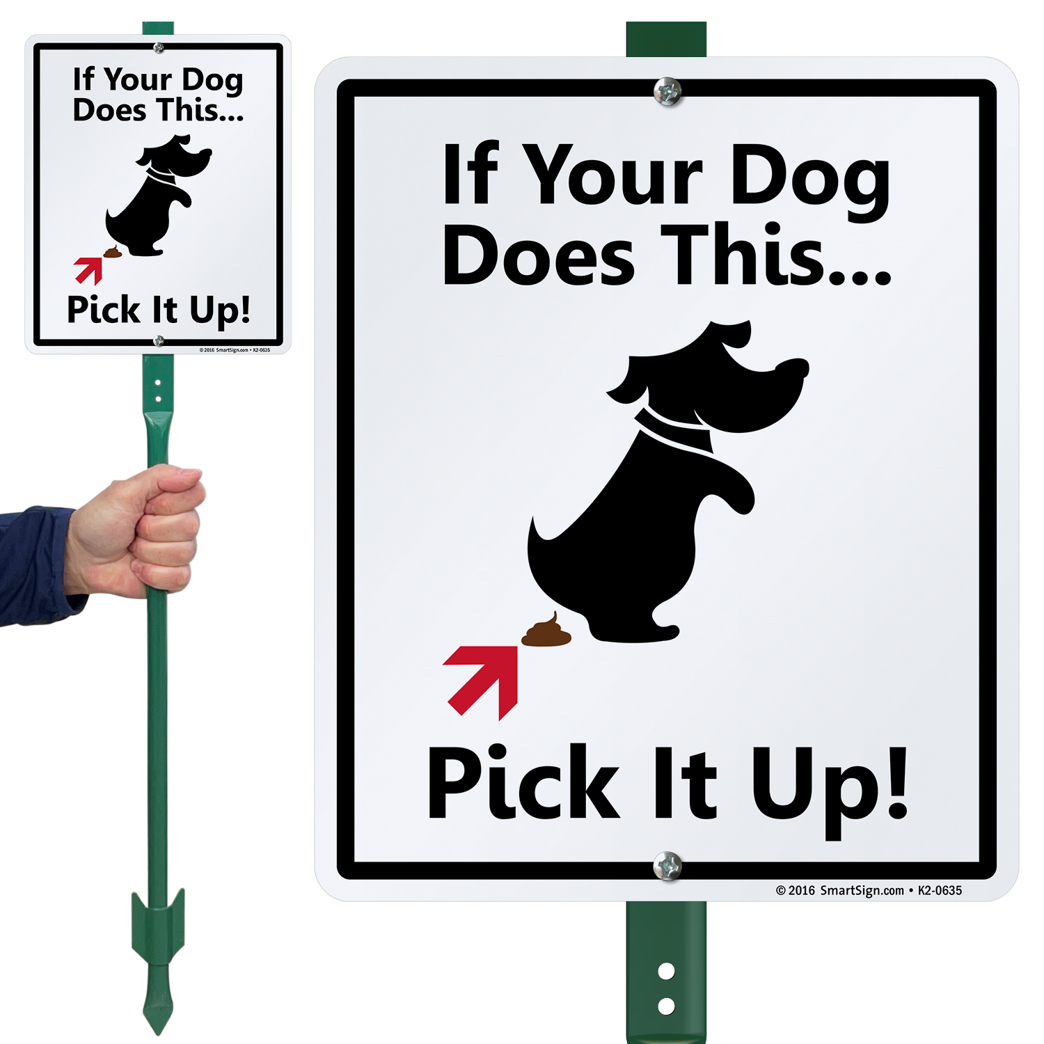 Humorous Dog Poop Signs Funny Dog Poop Signs